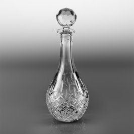 Decanter Cut Crystal