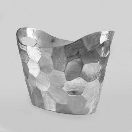 Hammered Champagne Cooler