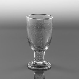Cottage Water Goblet
