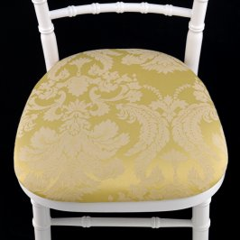 Damask Yellow Chartreuse