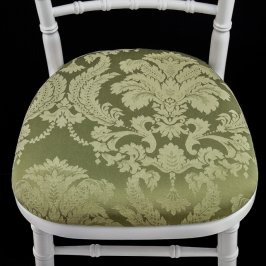 Damask Green Chartreuse