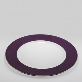 Purple Rim Platinum Line