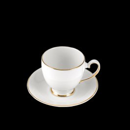 Coffee Cup & Saucer