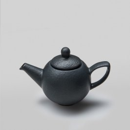 Tea Pot Black Small