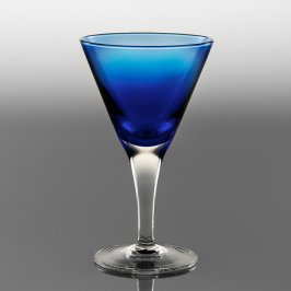 Large Blue Cocktail