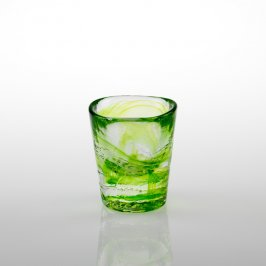 Shot Glass Lime