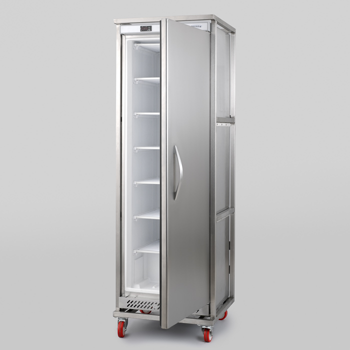 Upright Freezer S/S