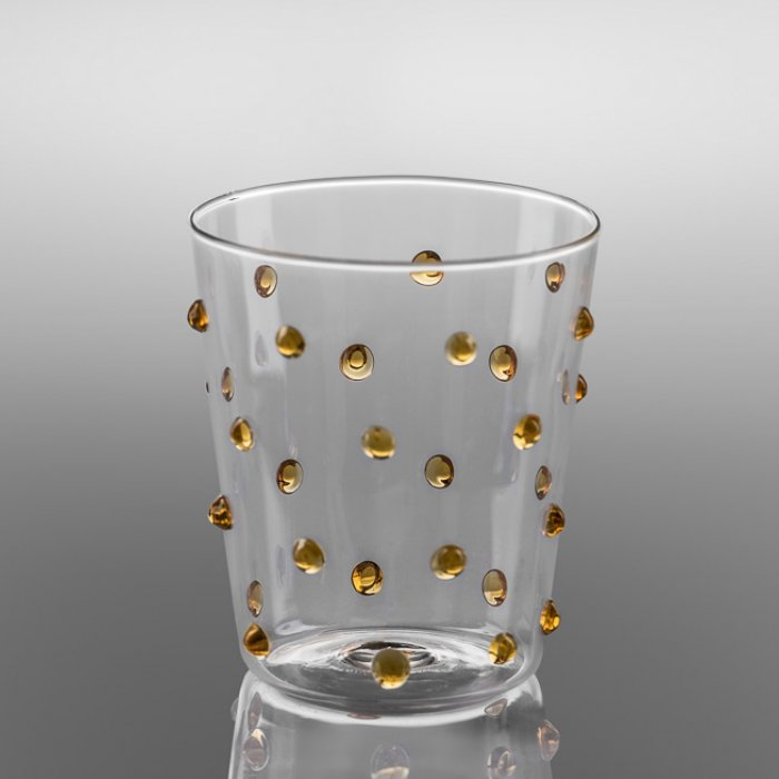 Party Tumbler Golden Yellow